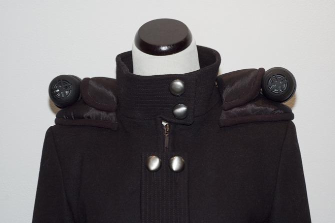 Staccato Coat