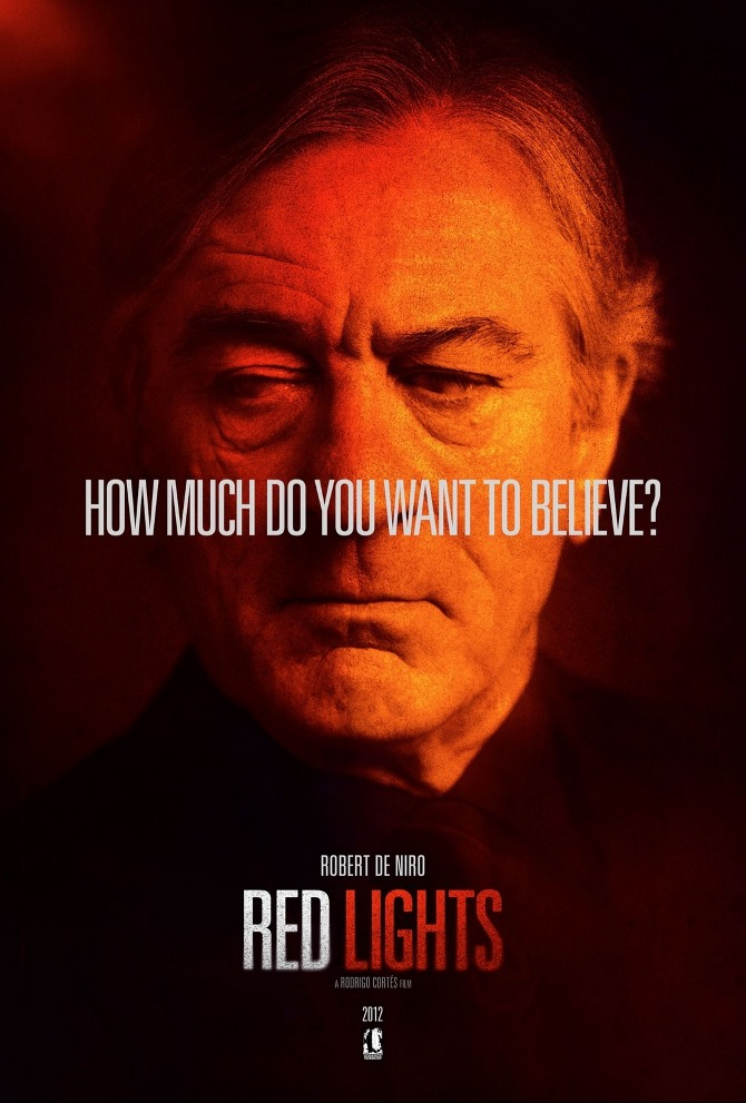 Red Lights Poster 1 Trailer Review:  Red Lights (2012)